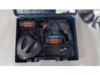 Bosch 36v sds drill in excellent condition