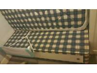 2ft 6 small single divan base only