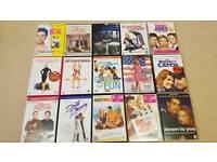 DVD's and Blurays