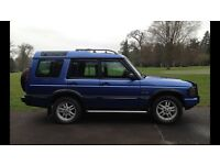 """""""2004 LAND ROVER DISCOVERY Persuit TD5, 7 seater"""""""