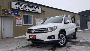 2014 Volkswagen Tiguan Trendline-AWD-NOT A RENTAL-HEATED SEATS