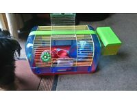 small hamster cage for sale and accessories