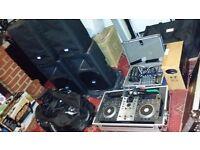 DJ EQUIPMENTS FOR SALE