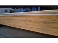 SCAFFOLDING BOARDS 13ft UNBANDED FREE DELIVERY!