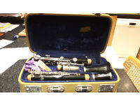 Bargain! Must Sell! Boosey & Hawkes REGENT B-flat CLARINET, Made in England £100