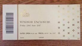 Royal Ascot Windsor Enclosure Fri 23rd June
