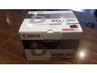Canon Eos 20D Digital SLR Lens Kit [8MP, 3 x Optical Zoom] & 18-55 lens - Boxed