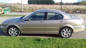 Jaguar X Type 2.5 V6 SE All Wheel Drive Excellent Car £1200 ono