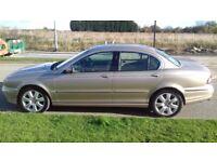 Jaguar X Type 2.5 V6 SE All Wheel Drive Excellent Car £1200 ono
