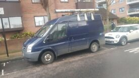 FORD TRANSIT, ONE OWNER , 1 YEAR MOT , LEATHER SEAT