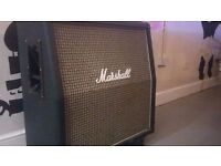 MARSHALL 1960 AV 4x12 (Celestion Vintage 30 speakers)