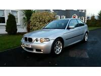Part ex / Swap - BMW 318Ti M sport compact with only 79k miles