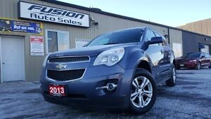 2013 Chevrolet Equinox LT-BACK UP CAMERA-FACTORY WARRANTY-1 OWNE