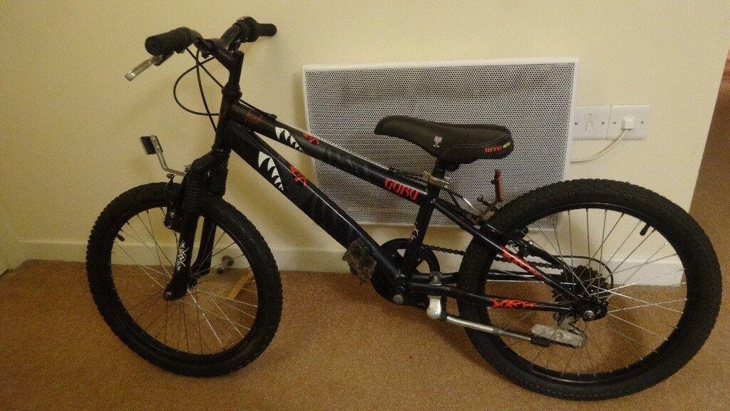 6c2b011bb9b Piranha guru kids bike.   in Costessey, Norfolk   Gumtree