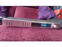 Vintage Silver Pioneer DT-510 Audio Digital Timer Clock Separates Hi-fi Unit