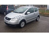 2008 / 08 Plate Volkswagen Urban FOX 1.2 6V 3d 54 BHP INSURANCE GROUP 1
