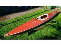 Vintage Kayak - All accessories