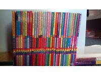 Rainbow magic books 50p EACH.
