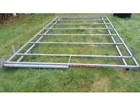 Ford transit connect lwb roof rack