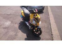 Motobi imola rs 125cc