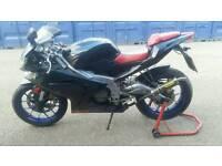 Aprilia rs 125 154cc