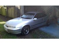 Vauxhall Calibra L reg 1993 swap or sale