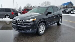 2016 Jeep Cherokee North V6 4X4!