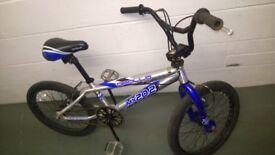 Lightweight BMX Bike