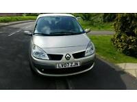 Renault Megane 1.6 Automatic 2007 Long MOT £995