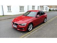BMW 3 Series 2.0 316d Automatic SE 4dr Red (start/stop) 2013 (13) ( Not Audi/Mercedes /Lexus) £7950