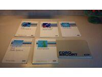 Ford Escort Owners Handbook 1987