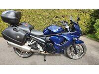 Suzuki, GSX, 2011, sports tourer, 1255 (cc)