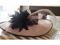 Mother of the Bride/ Groom wedding hat by Condicci