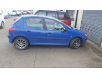 Peugeot 206 for quick sale