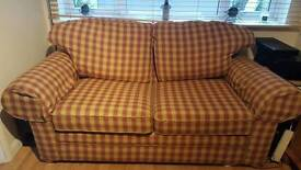 Metal action sofa bed - Excellent Condition