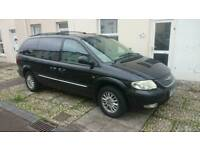 Chrysler Grand Voyager LOW MILEAGES