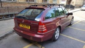 Mercedes c200 avant gard estate for sale. Full service history and new mot good runner