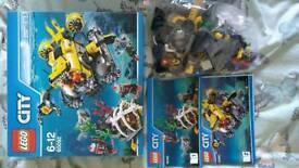Lego city 60092