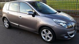 2011 RENAULT SCENIC 1.5dCi DYNAMIQUE, TOM TOM - LOW MILAGE