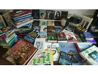 Over 150 quality books