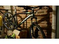 Boardman pro mountain bike