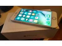 iPhone 6 gold unlocked.