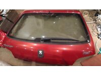 Boot lid Peugeot 106 - free to good home