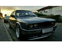1988 bmw e30 318i saloon 4dr ///M-tec 2 is engine.. reluctant sale!!