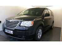 2008   Chrysler Grand Voyager 2.8 CRD Touring   3 MONTHS WARRANTY   DVD   HDD   MOB 07507467272