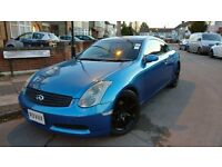 Nissan Skyline 350GT / Infiniti G35 - Low Mileage! Price dropped to £3750 for a quick sale!