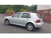 Vw Golf GT TDI 1.9,Full Service History and Mot,Cambelt replaced