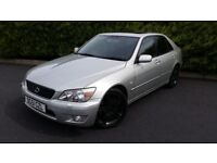 2001 LEXUS IS 200 SPORT MOT'D GOOD RUNNER