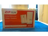 Brand New Zip inline instantaneous water heater model IXL 012-13.5 kw 400v 3~phase -19.5 A
