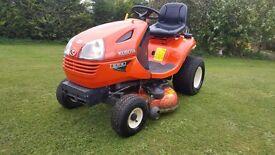 Ride On Lawnmower Kubota T1880
